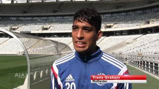 AJAX TV Episode 1 - Interviews Nathan Paulse, Travis Graham, Cecil Lolo & Roger de Sa