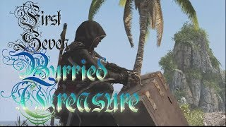 Assassins Creed 4 Black Flag Hunt For all 22 Buried Treasure First 7