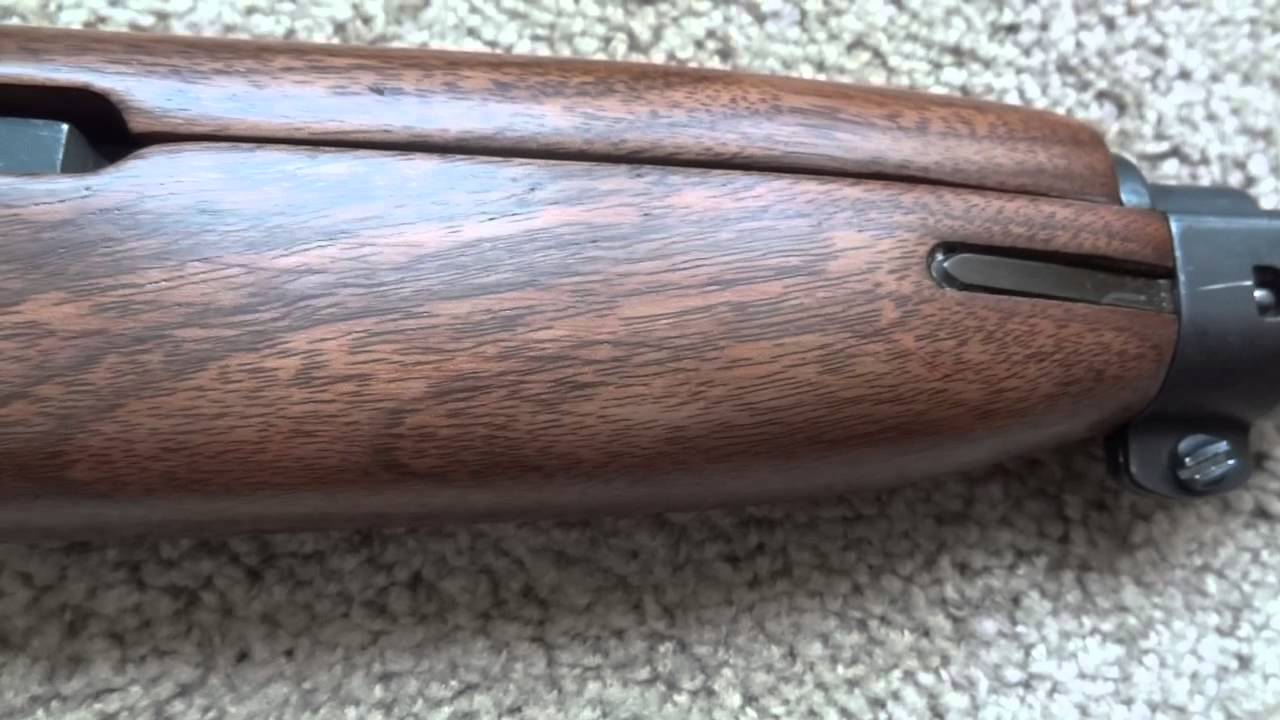 Gunstock Refinishing