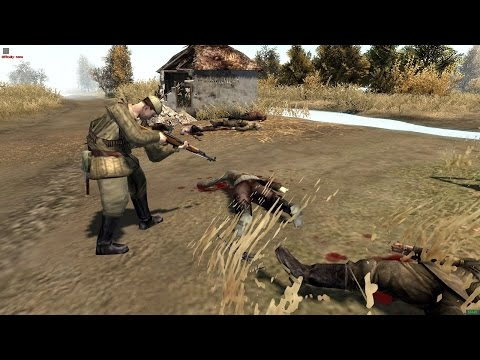 Forest Brothers Resistance (Men of War GSM Mod)