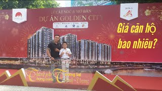 Thông tin về giá ưu đãi căn hộ Chung cư Golden City Tây Ninh[ Lễ_ MỞ BÁN CẤT NÓC ngày 16/1/2021]