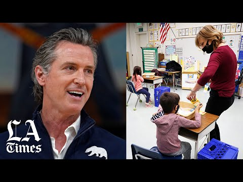 Newsom and legislators strike deal to offer schools $2 billion in incentives to reopen campuses soon - Los Angeles Times