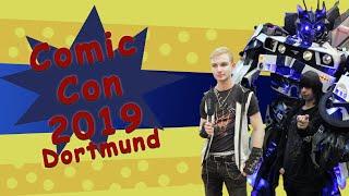 Comic Con  Dortmund 2019 I #germancomiccondortmund