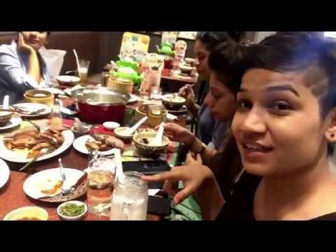 Bangkok food & sights