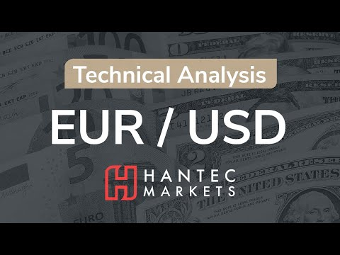 EUR/USD Technical Analysis - Hantec Markets   06/03/2020