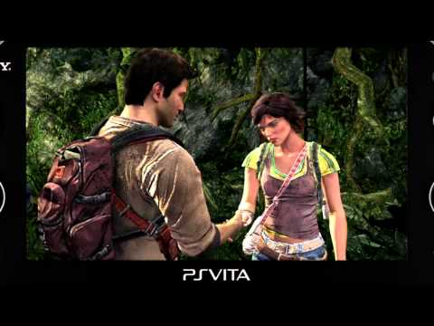 Uncharted: Golden Abyss - PS Vita Trailer