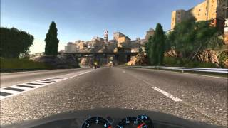 World Racing 2 Gameplay - Skoda Fabia VRS