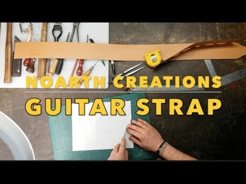 how-to-make-a-guitar-strap-part-1