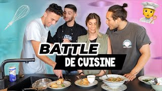 Battle de cuisine contre Scoot2street & Thomas Lamala