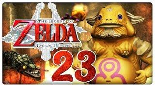THE LEGEND OF ZELDA TWILIGHT PRINCESS HD Part 23: Die Goronen-Mine