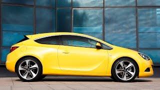 Opel Astra GTC тест драйв. Ну и что в ней прикольного?(Тест драйв Opel Astra GTC. Обзор опелевского трехдверного хэтчбека, который также еще любят называть по-модному..., 2012-07-04T22:47:14.000Z)