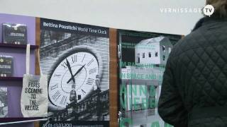 Bettina Pousttchi: World Time Clock / Kunsthalle Basel
