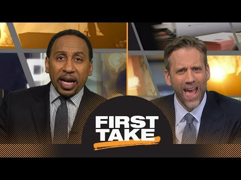 Stephen A. and Max debate biggest reason for Steelers' loss to Jaguars | First Take | ESPN