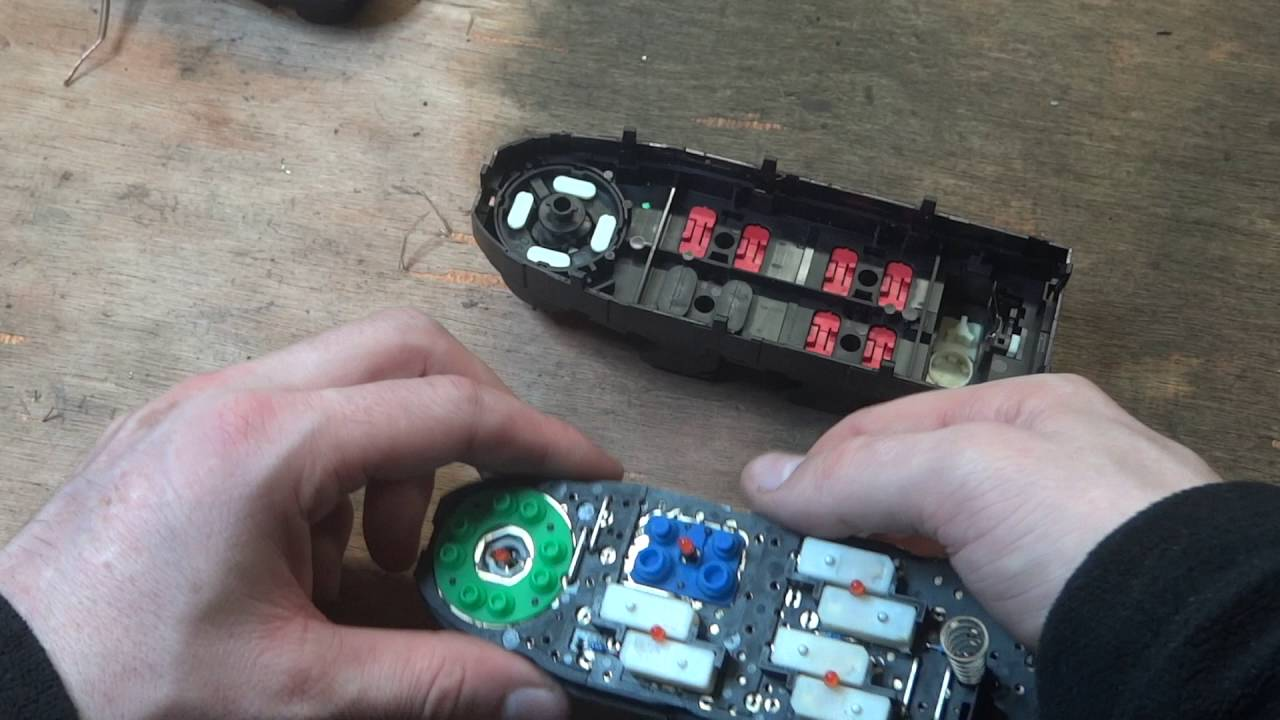 Peugeot 406 607 Drivers Window Switch Repair Youtube 207 Fuse Box Water