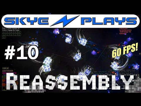 Reassembly Part 10 ►Building The Fleet◀ Gameplay [60 FPS]
