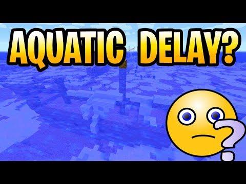 minecraft aquatic update xbox one