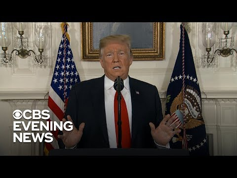 Trump proposes immigration deal to end shutdown