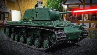 Як переробити Танк на Радіокеруванні під ІК Танковий Бій