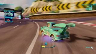 Cars 2 Xbox 360 Gameplay | Request №7