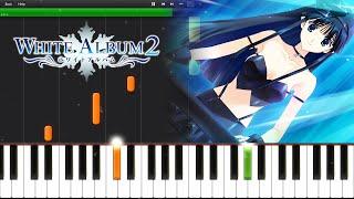 WHITE ALBUM 2 【ホワイトアルバム2】 - POWDER SNOW PIANO ~Kazusa~