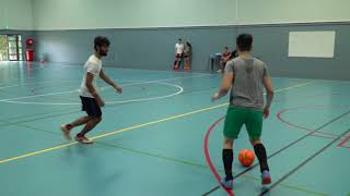 RMIT Futsal Club - 17.3.2018 Training Highlights