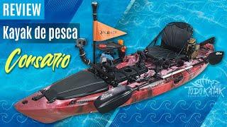 "Vídeo: Kayak de pesca ""Corsario"""