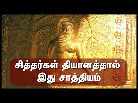 Swamy Agamuganathar 05 The Life Secret Of Siddhas SiddharBoomi