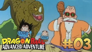 Dragon Ball: Advanced Adventure - Fast and Love #03