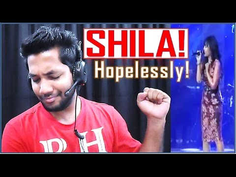 Shila Amzah [는 올리비아 뉴튼  존 에 전념] Hopelessly Devoted To You Olivia Newton John (RH-Reaction & Review)✔