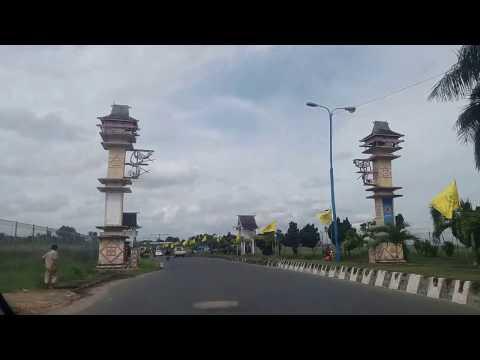 Perjalanan Ke Bandara Syamsudin Noor 20170503