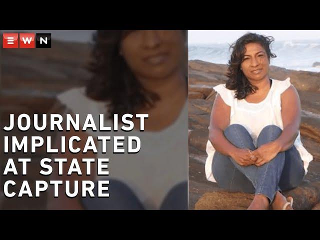 Tiso Blackstar, mede-redakteur, Ranjeni Munusamy, betrokke by 'n geheime slykfonds - Eyewitness News