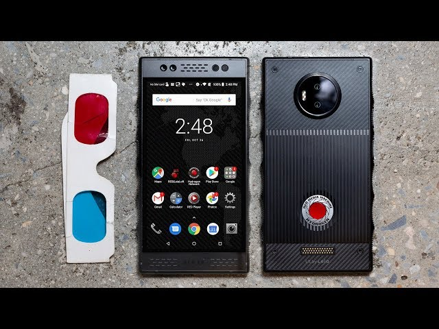 The BlackBerry Key3 false alarm and the RED HYDROGEN One pipe dream