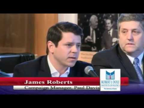 Dole Institute 2014 Post Election Conference - Kansas Panel pt. 1