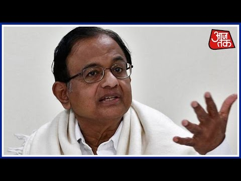 Income Tax Dept Raids P Chidambaram Residences in Chennai