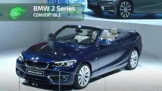 видео Женевский автосалон: BMW представил обновленные 2-Series Active Tourer и Gran Tourer