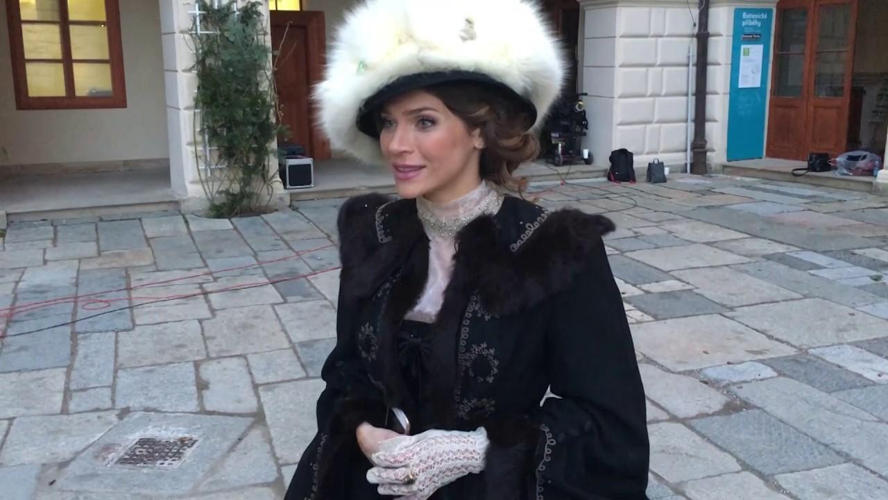 Perinbaba:  Andrea Verešová v úlohe knažnej