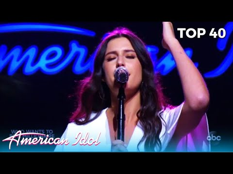 Julia Gargano: Judges PREDICT This Girl To Be A FRONT-RUNNER On @American Idol 2020