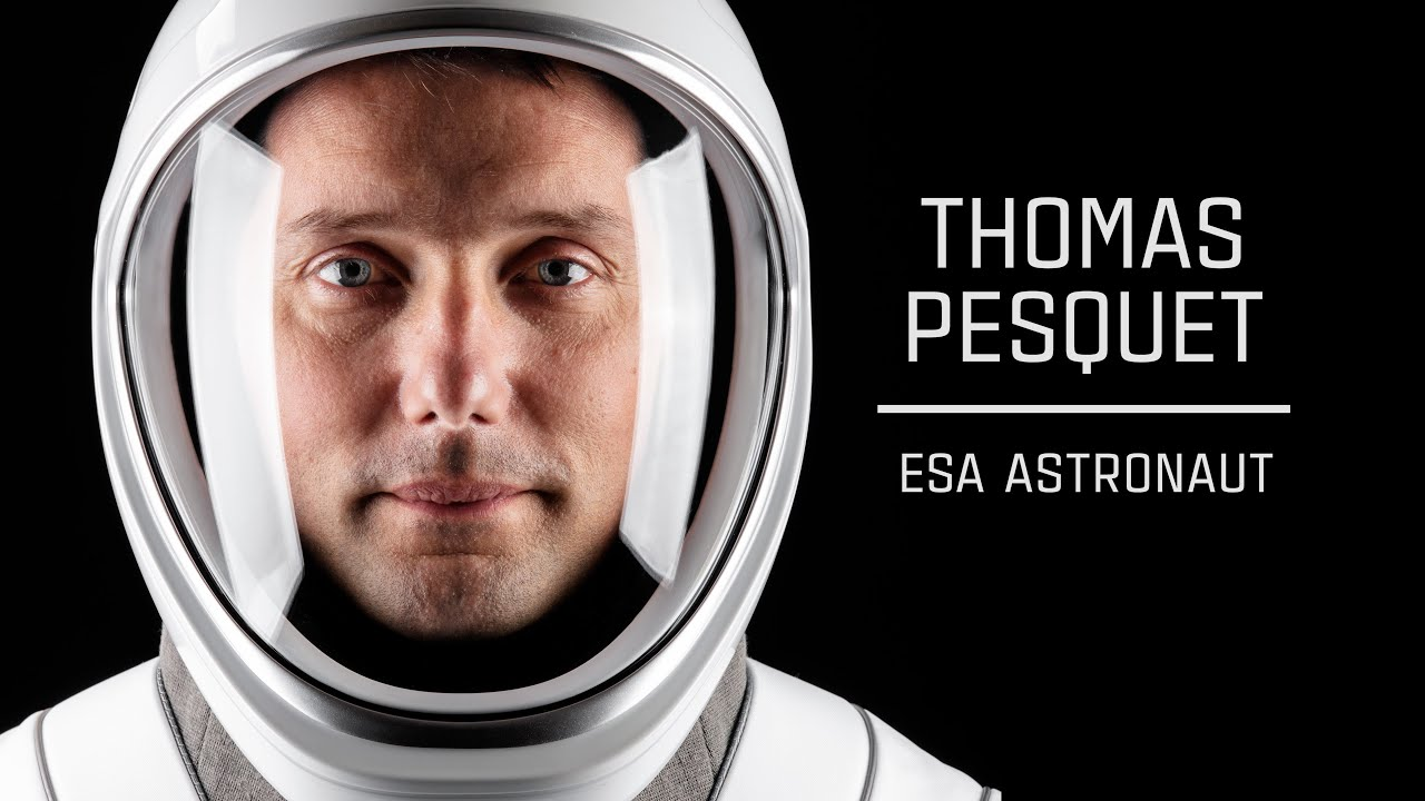 Meet Thomas Pesquet, Crew-2 Mission Specialist - NASA
