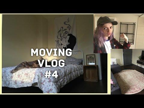 Moving Vlog 4! Renter Home Improvements!