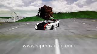 Sierra Viper Racing Game - PC Gameplay (Rear Chase)