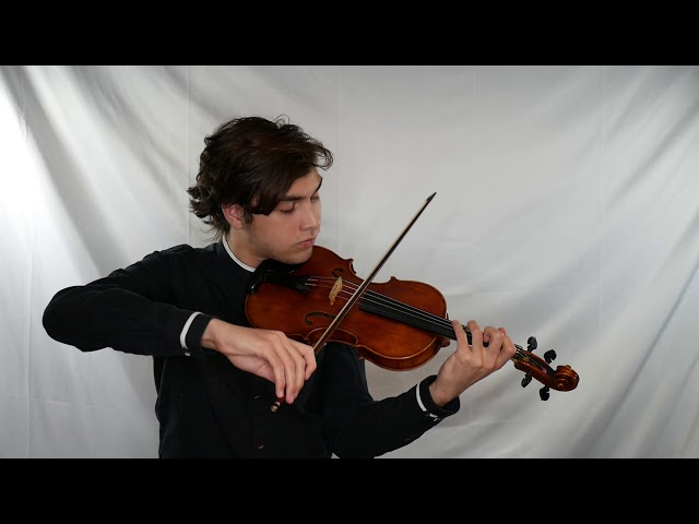 Ysaÿe Sonata 2, Obsession