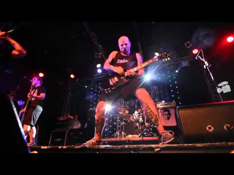Comeback Kid - Broadcasting (Carioca Club Sao Paulo/Brazil March 13th, 2011)