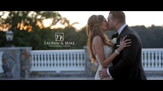 Lauren & Mike: Trump National Wedding Film