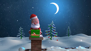 Talk To Santa Live at the North Pole