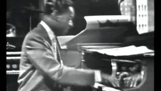 TEA FOR TWO (1957) by Nat King Cole - two different versions