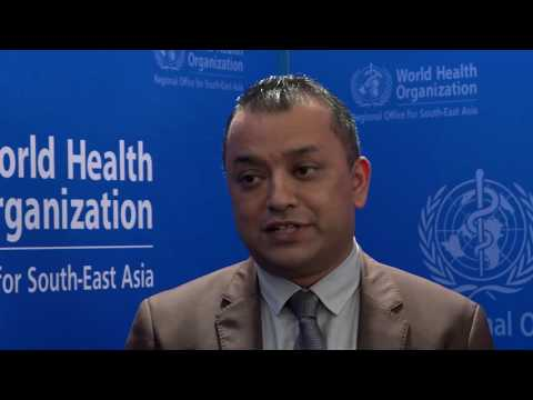 Interview with Gagan Thapa, Minister of Health of Nepal