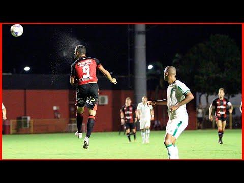 Vitória 0 X 0 América (MG). Melhores momentos do 1º tempo (21/8/2019)