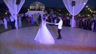Gelin ve Damat - Kübra & Hüseyin Çifti, Muhteşem Bir Vals Dansı - İlk Dans -Kır Düğünü - Aşk (Love)