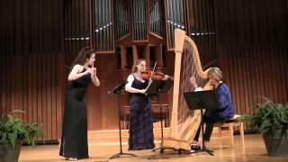 Fire Pink Trio, Manuel Moreno-Buendia, Suite Popular Española, mvts 1,2,3