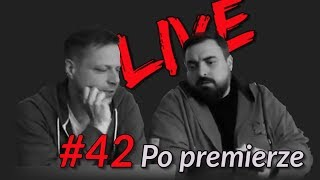 SEKIELSKI SUNDAY NIGHT LIVE odc.42 - Po premierze